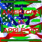 AS AMERICAN AS APPLE PIE by John Legry