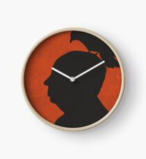 The Birds, alternative poster, printable, Alfred Hitchcock, Rod Taylor, Tippi Hedren, movie poster, retro poster, Saul Bass style Reloj