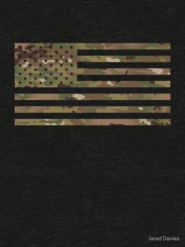 Bandera de EE. UU .: camuflaje militar de MilitaryCandA