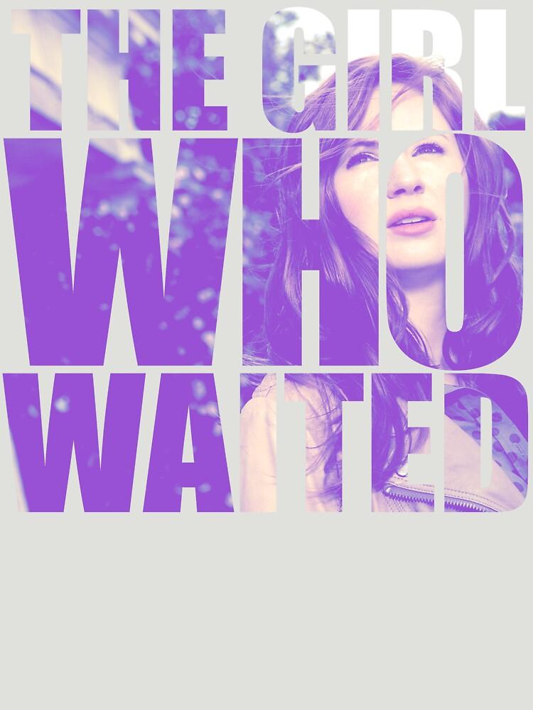 The Girl Who Waited | Unisex T-Shirt