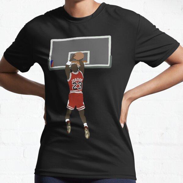 Michael Jordan Game Winner Camiseta deportiva
