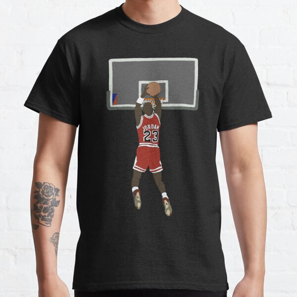 Michael Jordan Game Winner Classic T-Shirt