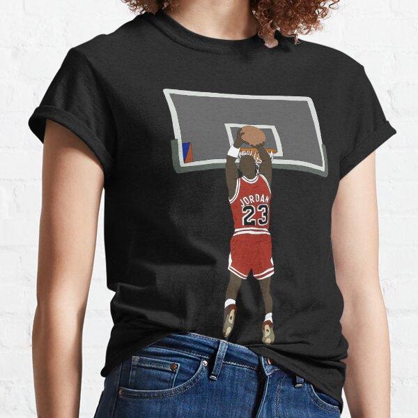 Michael Jordan Game Winner Camiseta clásica