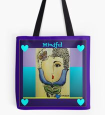 Mindful Eye Tote Bag