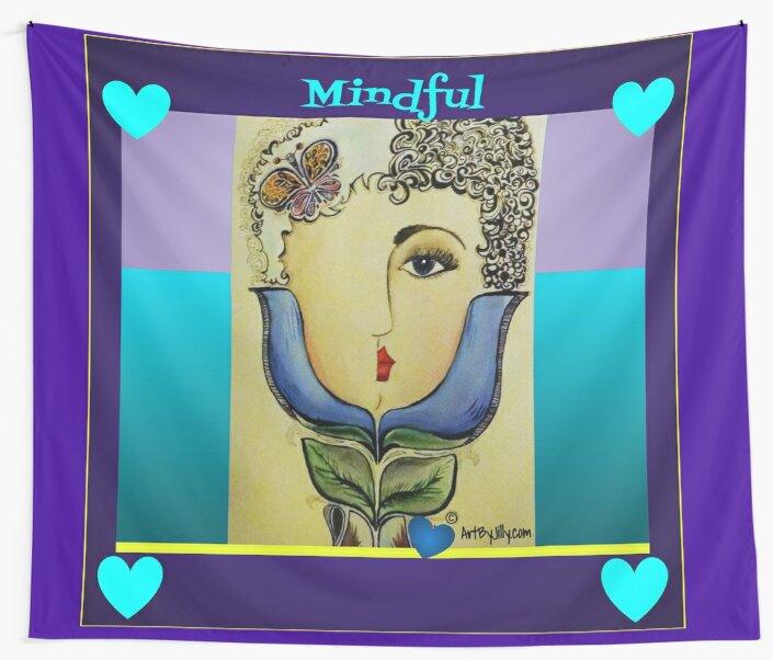 Mindful Eye by Jilly Jesson
