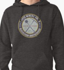Crypt Currency Miner's Union | Blockchain Brotherhood Pullover Hoodie