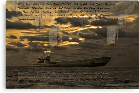 U-85 Memorial by Andreas Mueller