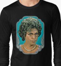Camiseta de manga larga La familia de mamá