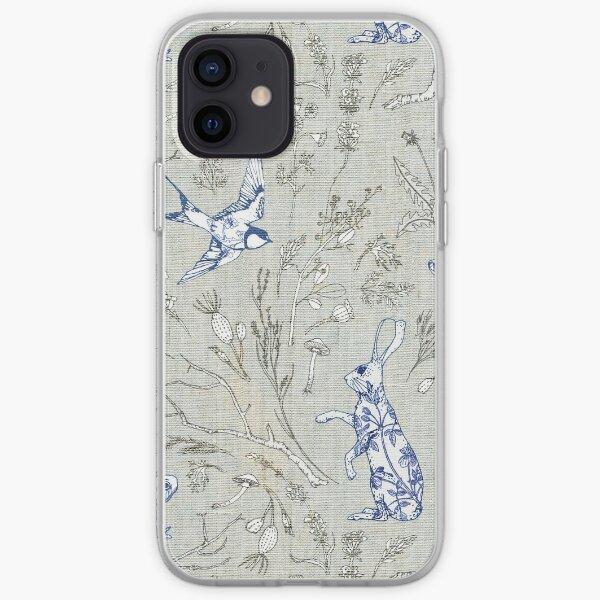 Botanica Wilde  iPhone Soft Case