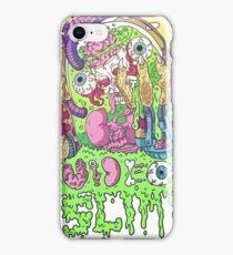 Ooze Dude iPhone Case/Skin