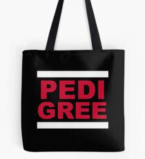 RUN Pedigree Tote Bag