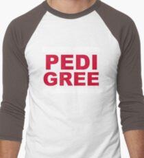 RUN Pedigree Men's Baseball ¾ T-Shirt