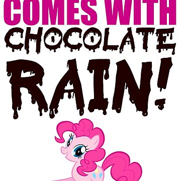 Eternal chaos comes with chocolate rain! by Casteal