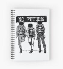 Rebelion Spiral Notebook