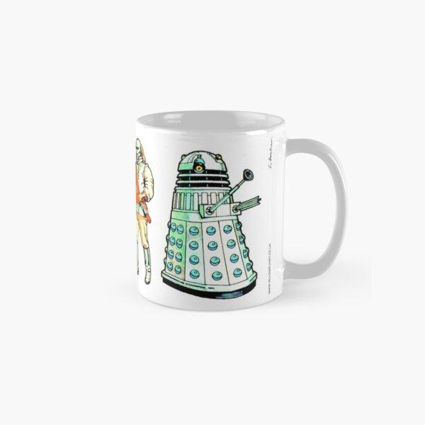 Doctor Who – 1975 Set 06 Classic Mug