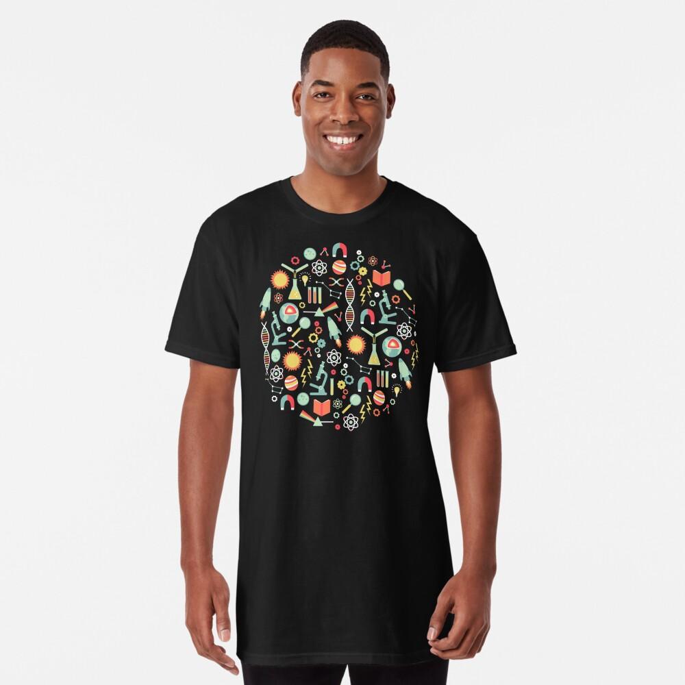 Science Studies Long T-Shirt