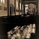 Ursprüngliche Kirche in Mission San Gabriel von Celeste Mookherjee