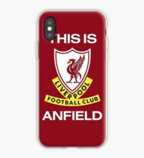 Anfield Liverpool iPhone Case