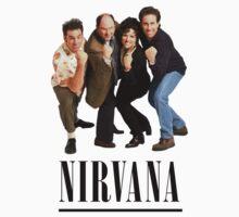 Seinfeld Nirvana | Unisex T-Shirt