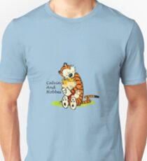 Calvin And Hobbes HUG Unisex T-Shirt
