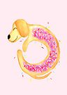 Doxie Donut by makemerriness