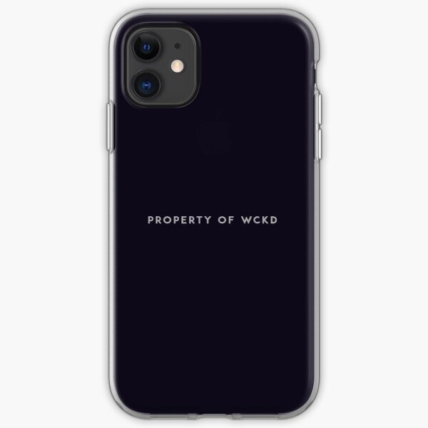 Property iPhone Soft Case