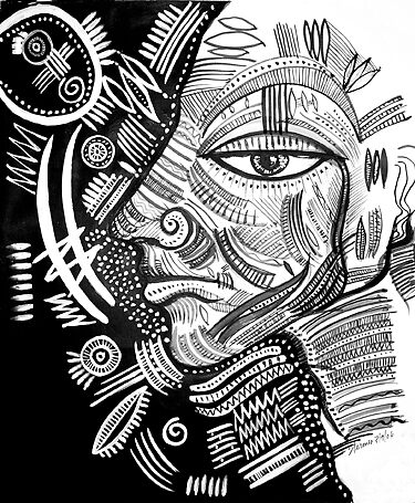 Astral Guide 3 by Hermes Ifaraba