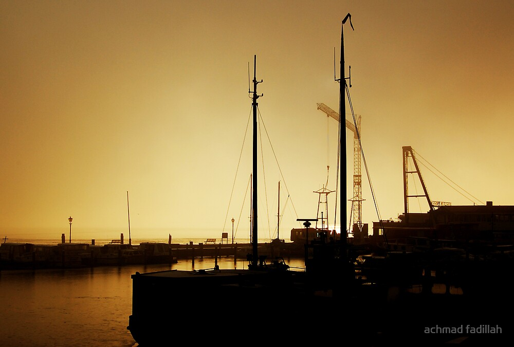Idle harbour by achmad fadillah