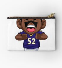 Ray Lewis Cartoon Studio Pouch