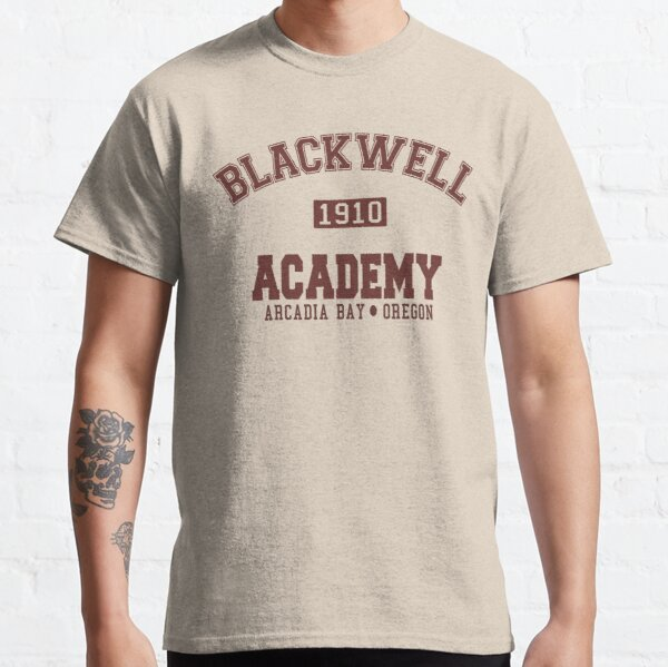 Life is Strange Blackwell Academy Classic T-Shirt