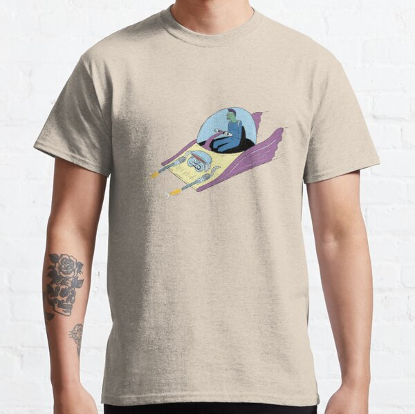 Angry Commuter Classic T-Shirt