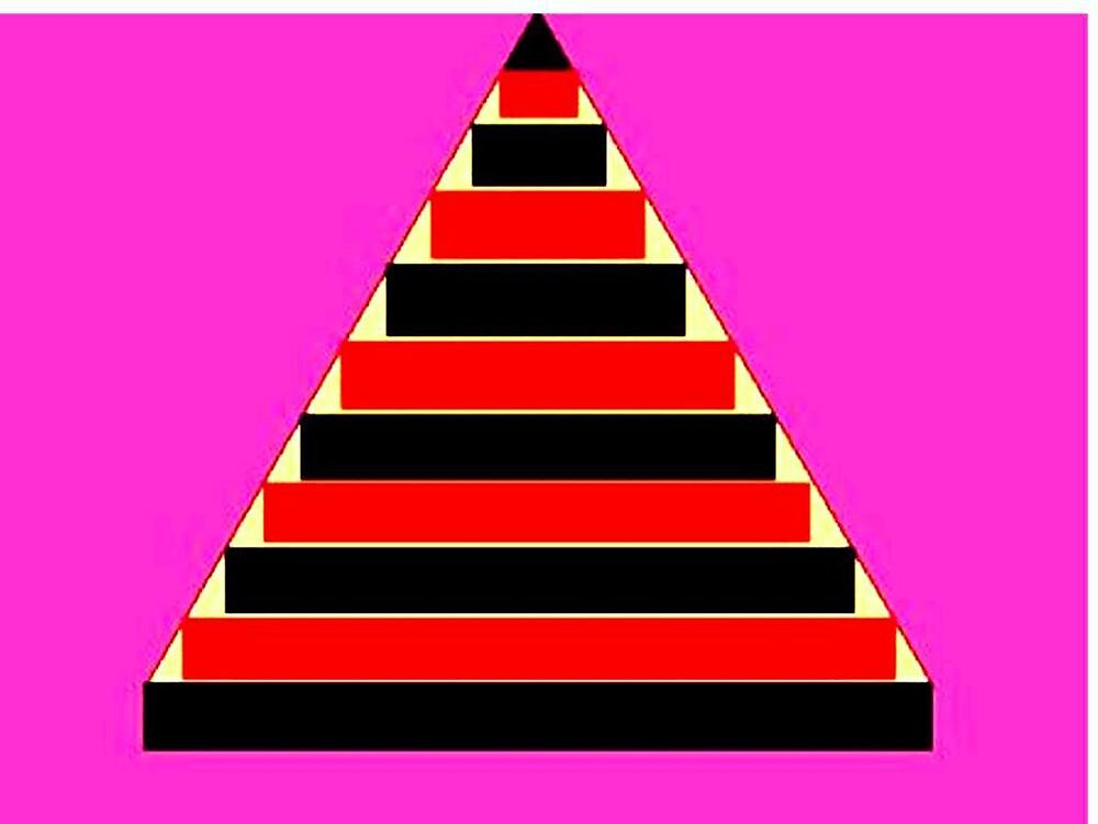 Pyramid by swatoosh