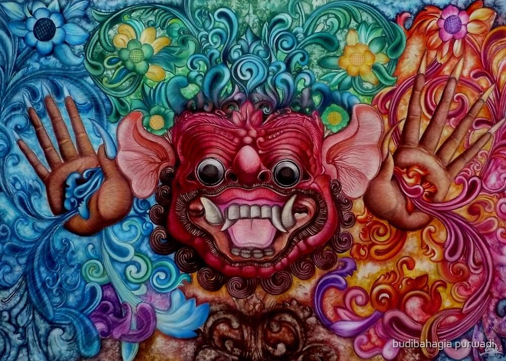 BOMA the Balinese Legend by budibahagia purwadi