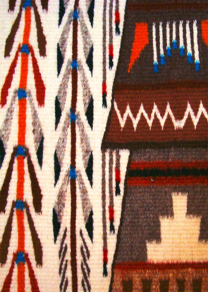 Navajo Pattern by Virginia Maguire