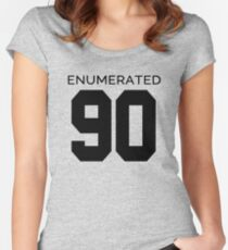 Rep Your Census Year - 90s Generation Women's Fitted Scoop T-Shirt