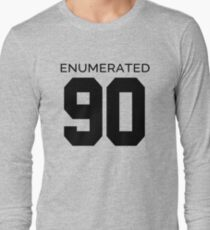 Rep Your Census Year - 90s Generation Long Sleeve T-Shirt