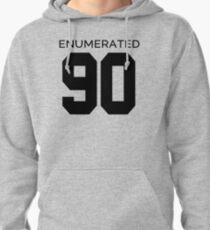 Rep Your Census Year - 90s Generation Pullover Hoodie