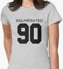 Rep Your Census Year - 90s Generation Women's Fitted T-Shirt