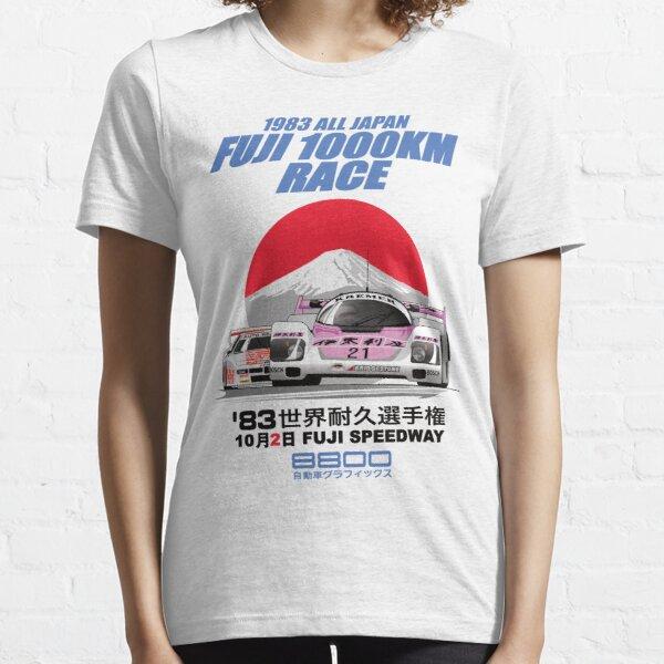1983 FUJI 1000KM Essential T-Shirt