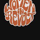 70s Style Feminist Women In Revolt by Mellow Merch