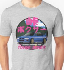Camiseta ajustada Subaru Impreza 22B
