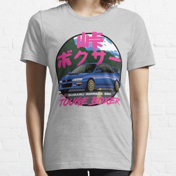 Subaru Impreza 22B Essential T-Shirt