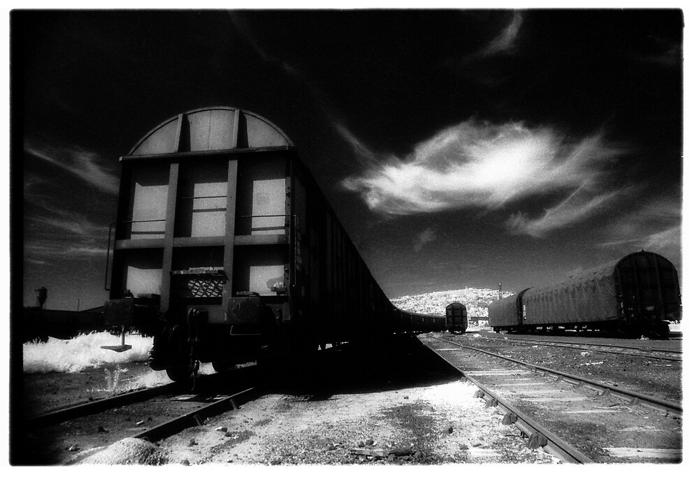 0 my old train set HP by ragman