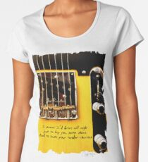 Bruce Springsteen Song Tribute Drive All Night Women's Premium T-Shirt