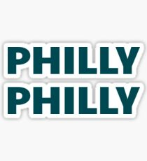 Philly Philly shirt tshirt Sticker