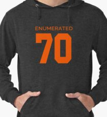 Rep Your Census Year - 70s Generation Lightweight Hoodie