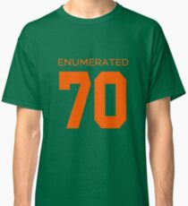 Rep Your Census Year - 70s Generation Classic T-Shirt