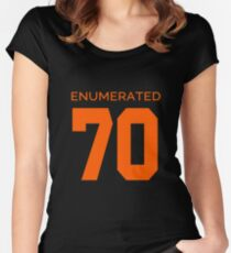 Rep Your Census Year - 70s Generation Women's Fitted Scoop T-Shirt