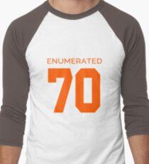 Rep Your Census Year - 70s Generation Men's Baseball ¾ T-Shirt