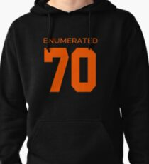 Rep Your Census Year - 70s Generation Pullover Hoodie